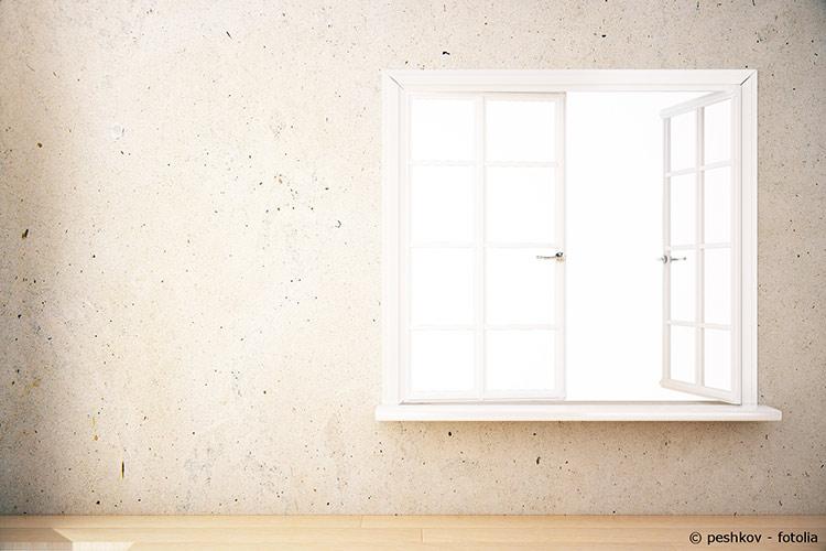 Fensterbank: Formen & Einbau - Türen und Fenster