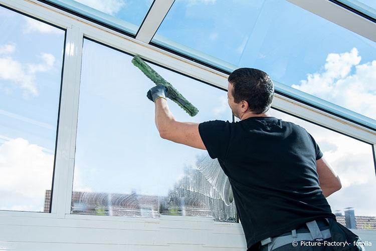 Bekannt Fenster pflegen - aber richtig - Türen und Fenster SC56