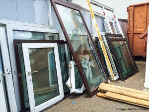 Türen & Fenster recyceln